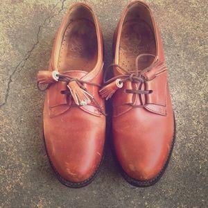 Vintage Regent Handmade Leather shoes